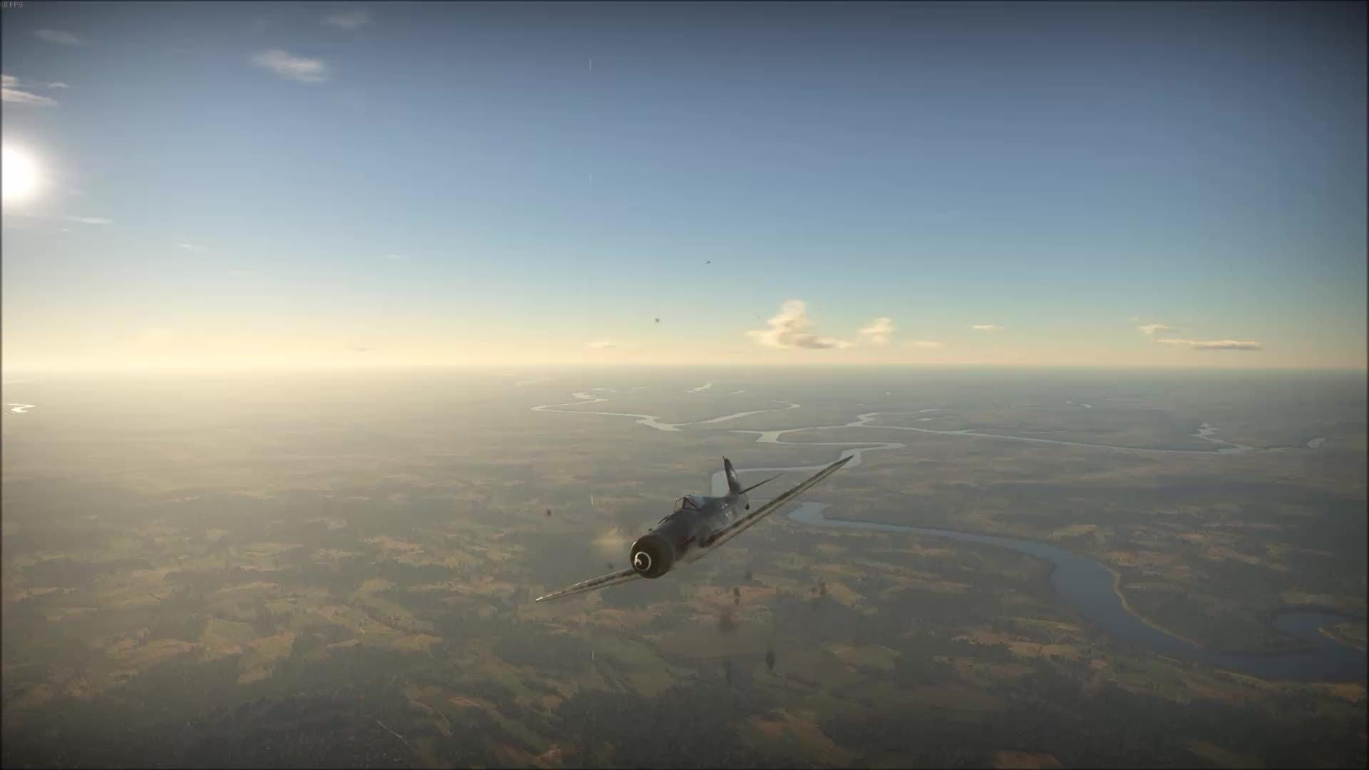 War Thunder, warthunder, Silly silly Spitfire... GIFs