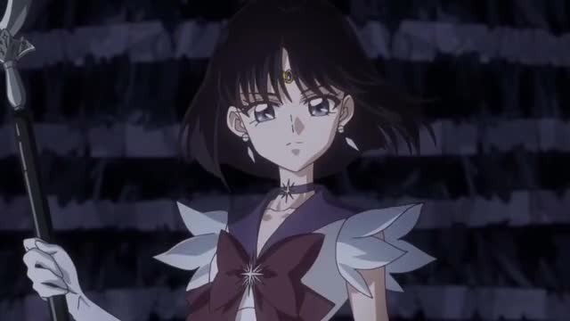 Watch this trending GIF by younapandachan on Gfycat. Discover more Hotaru Tomoe, anime, sailor moon, sailor moon crystal, sailor saturn, saturn GIFs on Gfycat