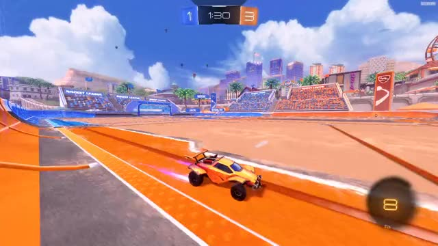 Watch and share Rocket League GIFs and Soccer GIFs by Origin_K on Gfycat