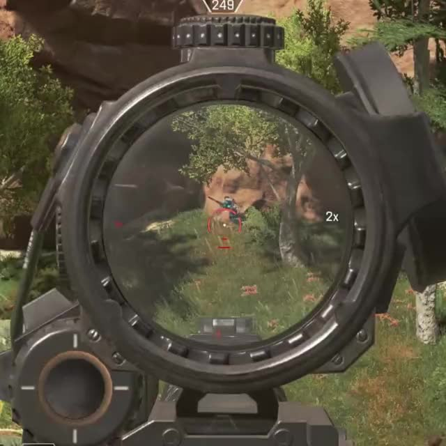 trying to snipe in apex legends GIF by aulerijus vandenukas