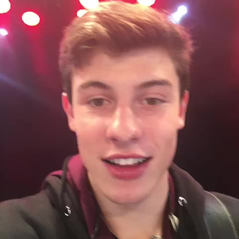 Shawn Mendes, SWEDEN!! GIFs