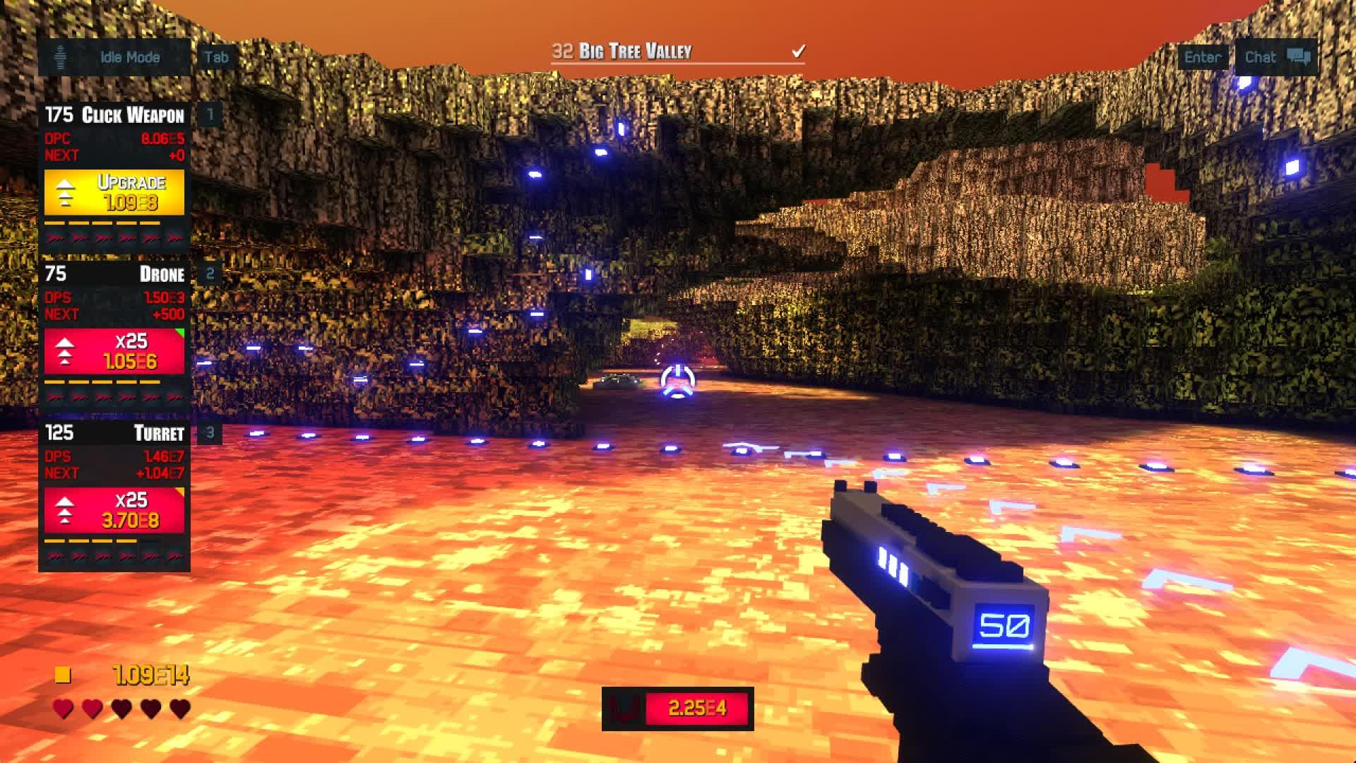 Clicker, FPS, Game, Incremental, Proton Studio, RPG, Time Clickers 2, Time Warpers, Video Game, Time Warpers Evening GIFs