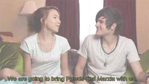Watch Felix -fucking- Kjellberg GIF on Gfycat. Discover more anthonypadilla, cutiepiemarzia, kalelcullen, kalelkitten, pewdiepie, smosh, smoshanthony GIFs on Gfycat