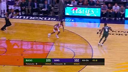 Watch Devin Booker — Phoenix Suns GIF by Off-Hand (@off-hand) on Gfycat. Discover more 112217 GIFs on Gfycat