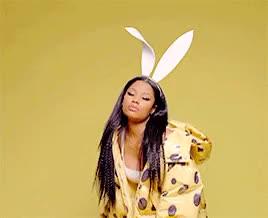 Watch and share Music Video GIFs and Nicki Minaj GIFs on Gfycat