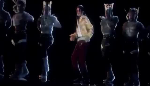Michael Jackson Hologram at Billboard Music Awards GIF | Find, Make