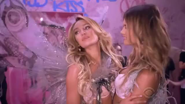 Watch and share Behati Prinsloo GIFs and Vsangels GIFs on Gfycat