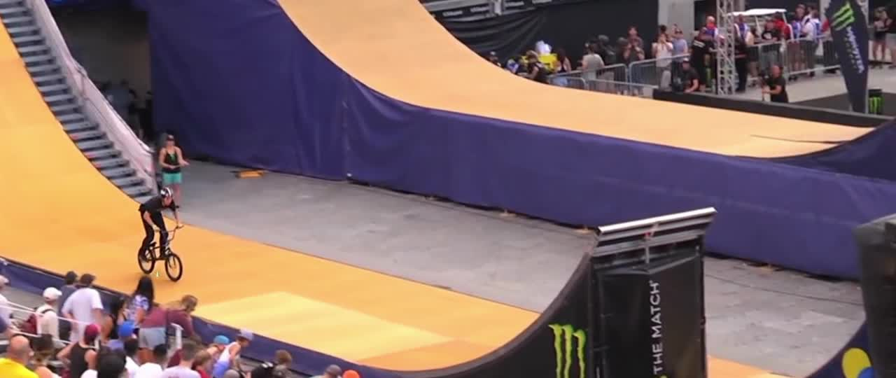 SuperSaiyanGifs, friends, [Request] Ryan Williams lands a 1080 front flip (world first) (reddit) GIFs