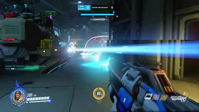 Watch this GIF by Gamer DVR (@xboxdvr) on Gfycat. Discover more OverwatchOriginsEdition, Turckey, xbox, xbox dvr, xbox one GIFs on Gfycat