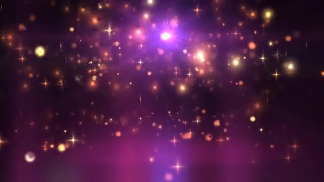 Watch ✔ 4K 10:00 Min. (!!!) Purple Orange ✔ GLITTERING STARS 🌟 MOVING BACKGROUND 🌟 Live Wallpaper GIF on Gfycat. Discover more 2160p, 60fps, CGI, Effect, VFX, animation, background, bokeh, free, uhd GIFs on Gfycat