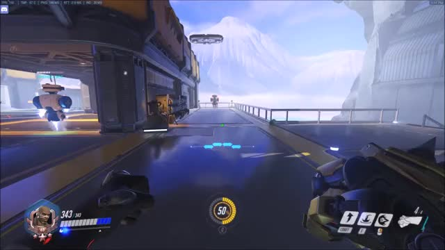 Watch and share Overwatch GIFs and Doomfist GIFs by Blind on Gfycat