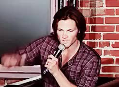 Watch and share Jared Padalecki GIFs and Bossydean GIFs on Gfycat