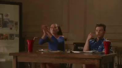 Watch and share Applause Santana GIFs on Gfycat