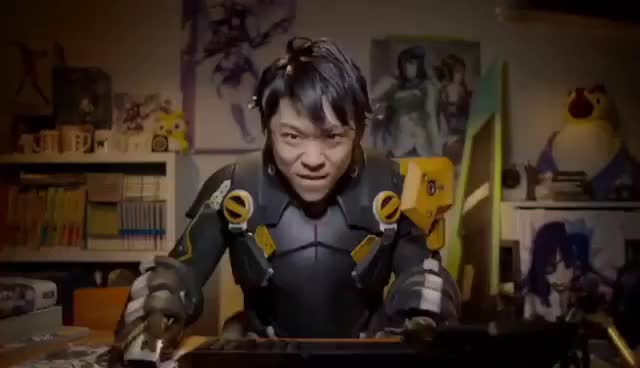 PSO2 Commercial - Anything is possible GIFs