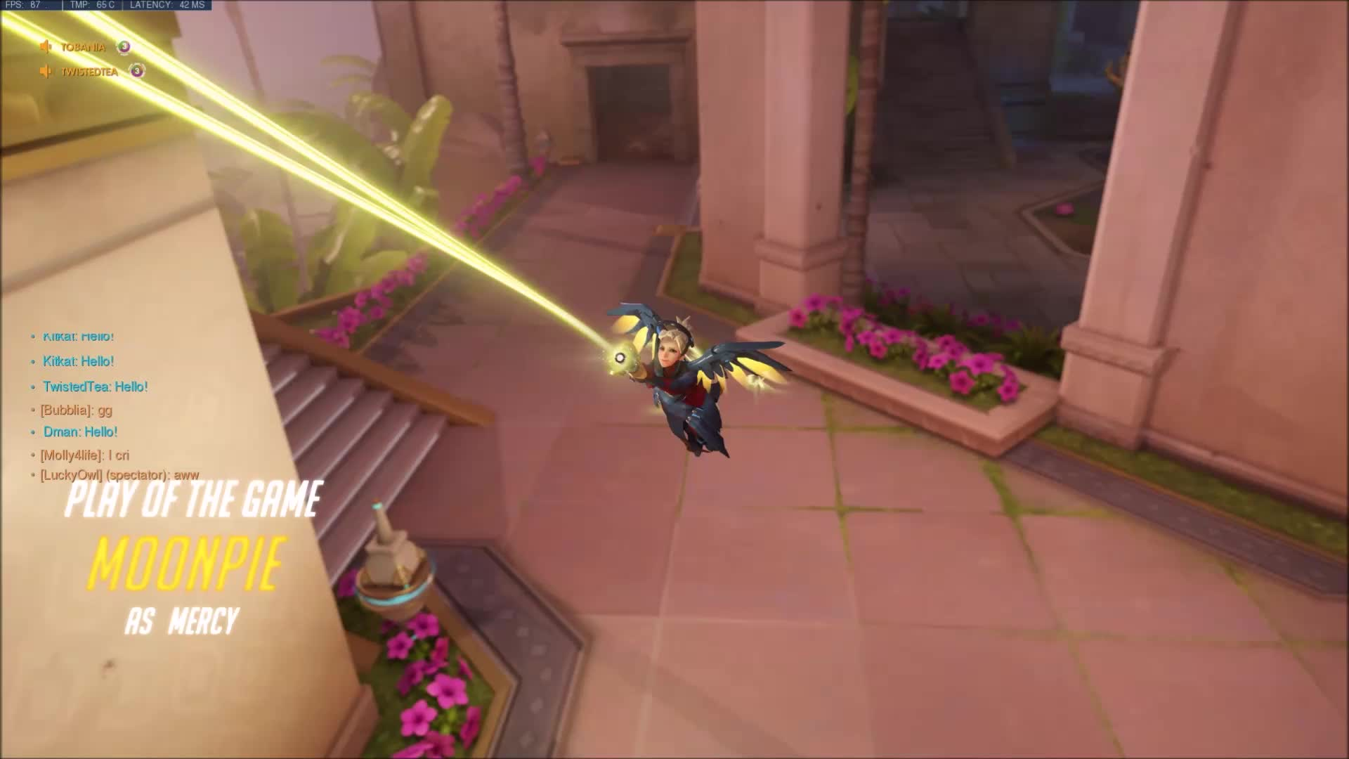 mercy, overwatch, boxing GIFs