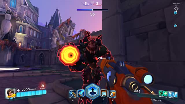 Watch and share Paladins GIFs by Xzhi on Gfycat