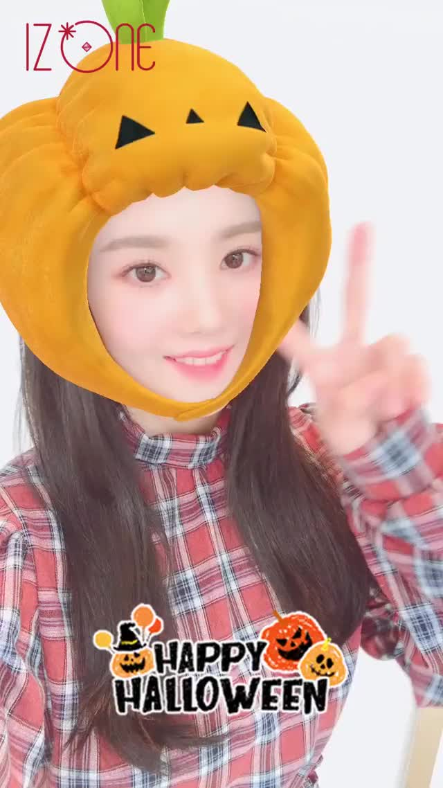 Watch and share 181031 Halloween - Eunbi GIFs by Poi on Gfycat