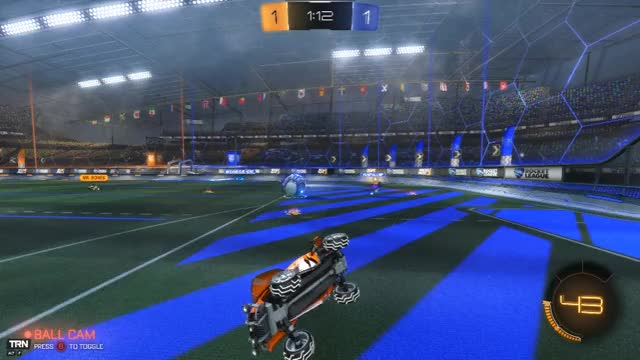 Watch and share Rocket League GIFs and Overwolf GIFs by chovel on Gfycat