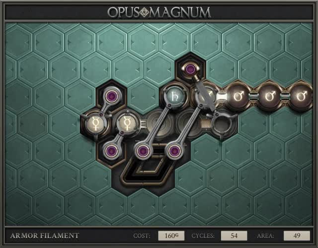 Watch and share Opus Magnum - Armor Filament - 2017-10-28-11-57-32 GIFs on Gfycat