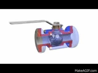 Watch and share Ball Valve GIFs on Gfycat