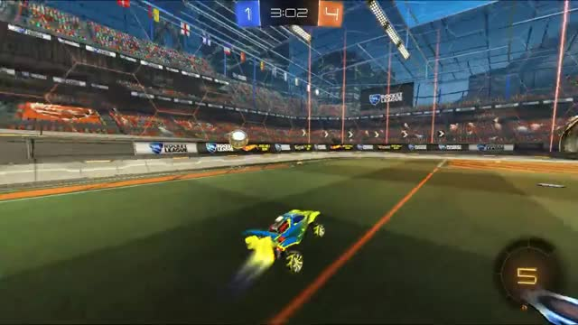 Watch and share Rocket League 2018 10 01 08 16 18 19 DVR GIFs on Gfycat