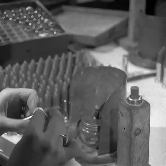 Watch and share Lipstick Production Process In The 1950s GIFs by Nick on Gfycat