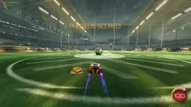 Watch and share Rocket League® GIFs and Playstation 4 GIFs by phoreus on Gfycat
