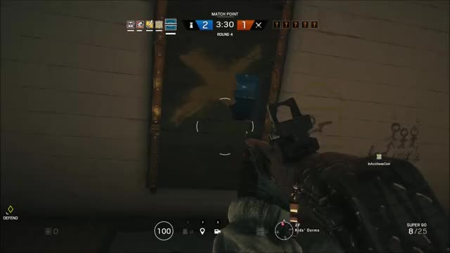 Watch and share Rainbow Six Siege 6 GIFs by sta1ny on Gfycat