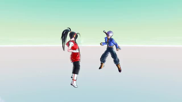 Watch and share Xenoverse 2 GIFs and Mod GIFs by Seiki Kisaki on Gfycat