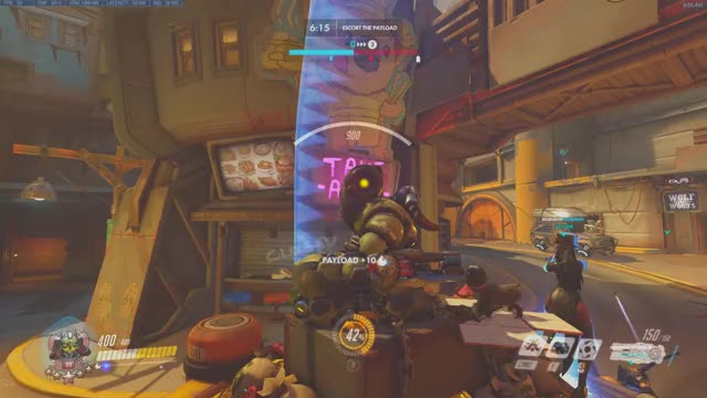 Watch and share Overwatch GIFs and Ana GIFs by Paul Buccheri on Gfycat
