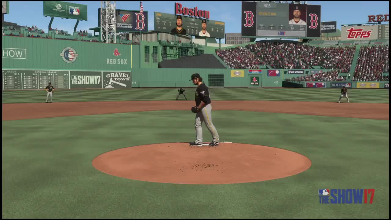 MLBTheShow, ps4share, sony interactive entertainment, MLB® The Show™ 17_201704072047* GIFs