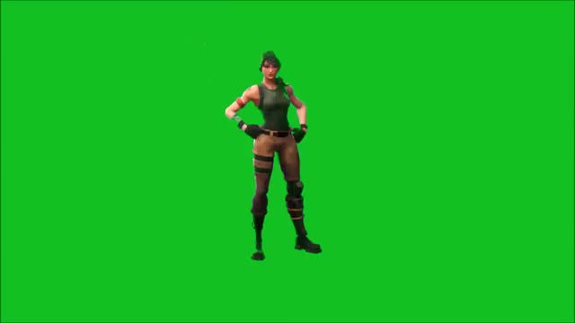 Watch Basic Fortnite Dance - Greenscreen GIF on Gfycat. Discover more Dancing, Editing, Fortnite, Greenscreen GIFs on Gfycat