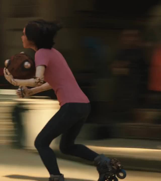 Watch and share Alita Scores GIFs by Boostbacknland on Gfycat