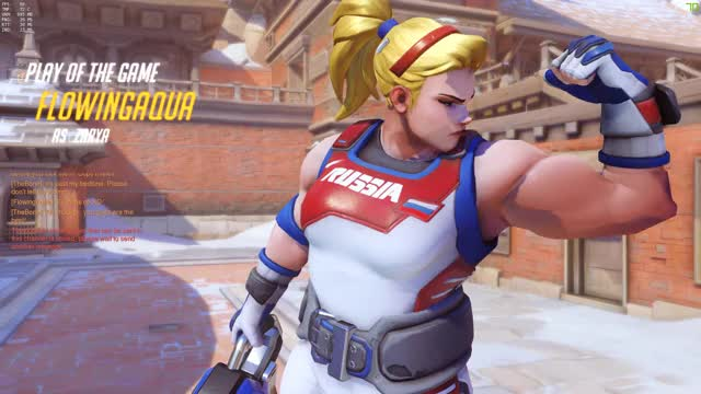 Watch So the new brawl is interesting GIF by TuhBowne (@tuhbowne) on Gfycat. Discover more Overwatch, Zarya, potg GIFs on Gfycat