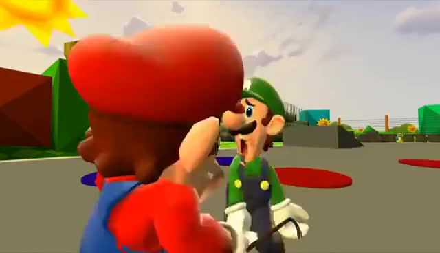 Watch and share Retarded64: Stupid Mario Party GIFs on Gfycat