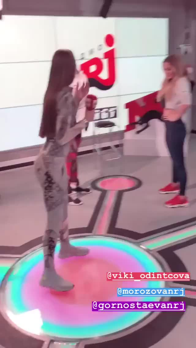 booty workout for a radio