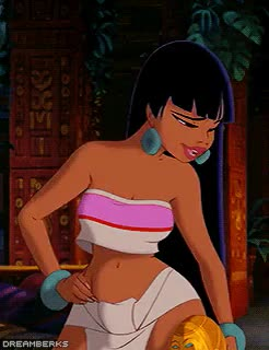 Watch believing is seeing GIF on Gfycat. Discover more chel, mine, the road to el dorado GIFs on Gfycat