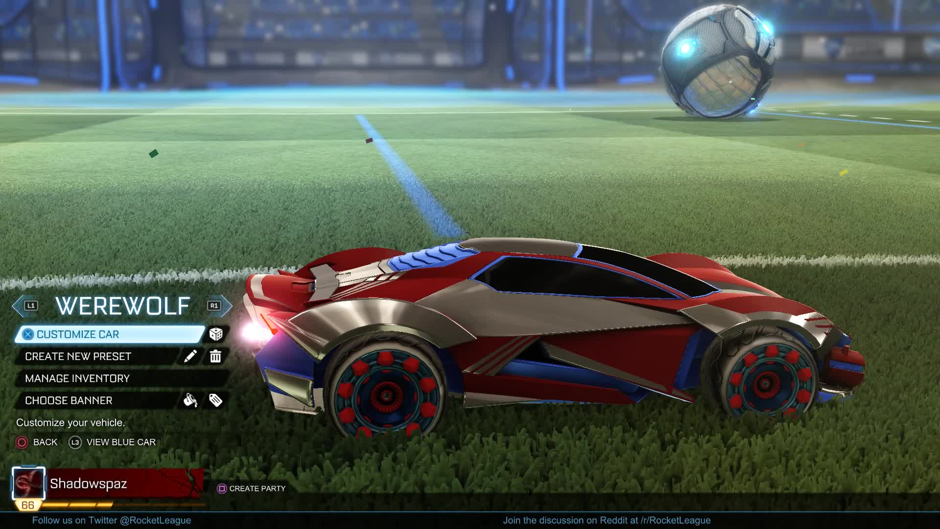 Rocket League Werewolf Designs Gifs Search | Search & Share on Homdor