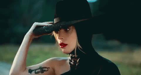 lady gaga, stefani germanotta, Lady Gaga John Wayne GIFs