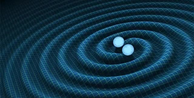 Watch Gravitational waves GIF by @b1-66er on Gfycat. Discover more science GIFs on Gfycat