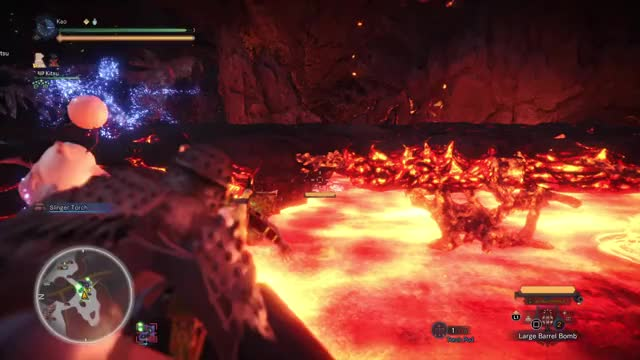 Watch Monster Hunter: World_20190208213847 GIF on Gfycat. Discover more PS4share, Gaming, Kao, Monster Hunter: World, PlayStation 4, Sony Interactive Entertainment, loli_shimapan GIFs on Gfycat