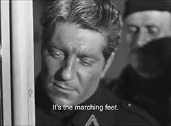 Watch FilmDoo - Film Discovery GIF on Gfycat. Discover more 30s, black and white, filmdoo vintage friday, german camp, grand illusion, jean gabin, jean renoir, prison, prison film, second world war, vintage cinema, vintage film, war film GIFs on Gfycat