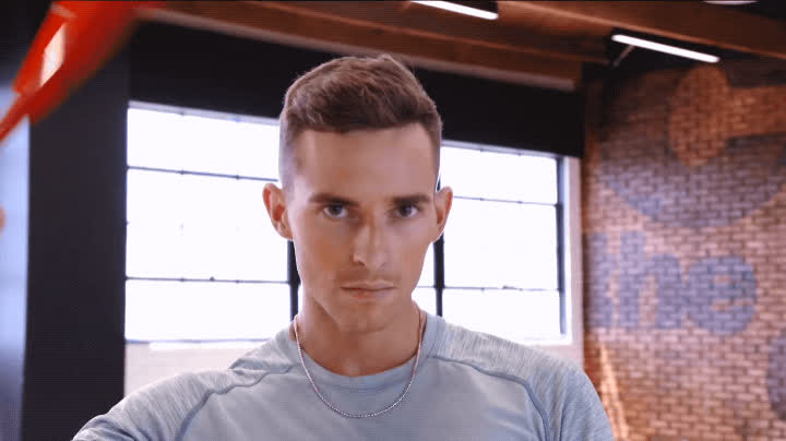 adam rippon, dancing with the stars, fabulous, mysterious, paper fan, Adam Rippon - Dancing with the Stars GIFs