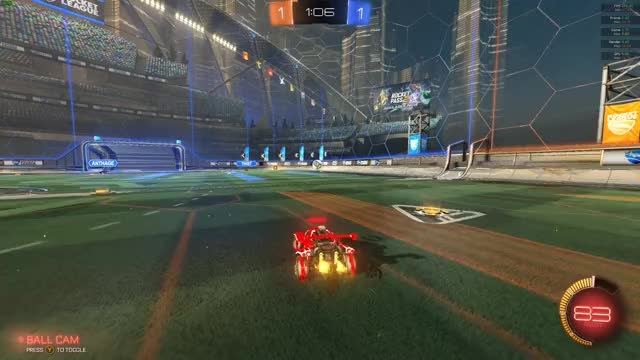 Watch Great Pass! GIF by @glanger on Gfycat. Discover more RocketLeague GIFs on Gfycat