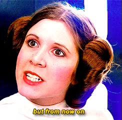 Watch this carrie fisher GIF on Gfycat. Discover more carrie fisher GIFs on Gfycat