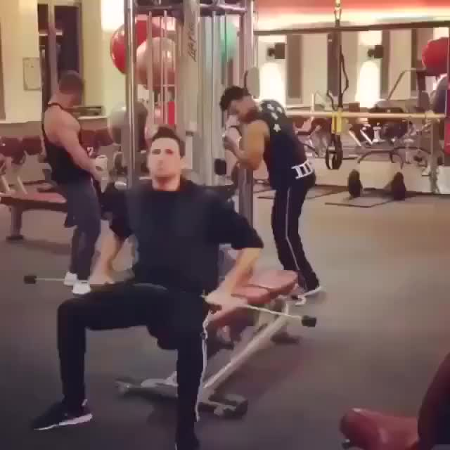 Watch this trending GIF by John Dodini (@johnd) on Gfycat. Discover more bench press, do you even lift bro, do you lift, funny, power workout, that tickled me, work out, workout GIFs on Gfycat