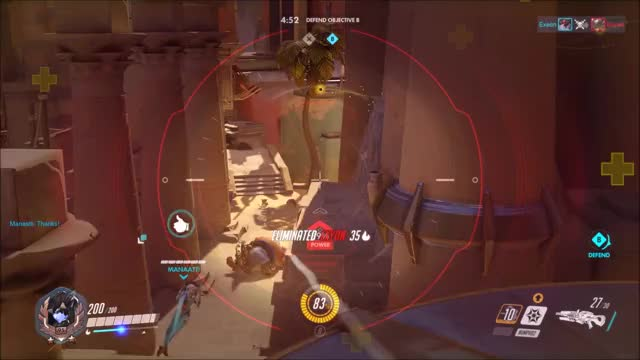 Watch and share Widowmaker GIFs and Overwatch GIFs by exeonx on Gfycat