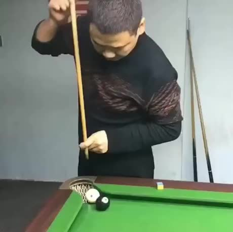 Watch and share Billiards GIFs and Pool Shot GIFs by esberat on Gfycat