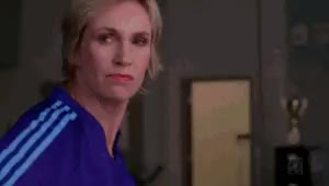 Watch and share Sue Jane Lynch Glee Outstanding GIFs on Gfycat