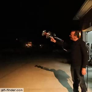 Watch and share Handheld Tesla Coil Gun GIFs on Gfycat